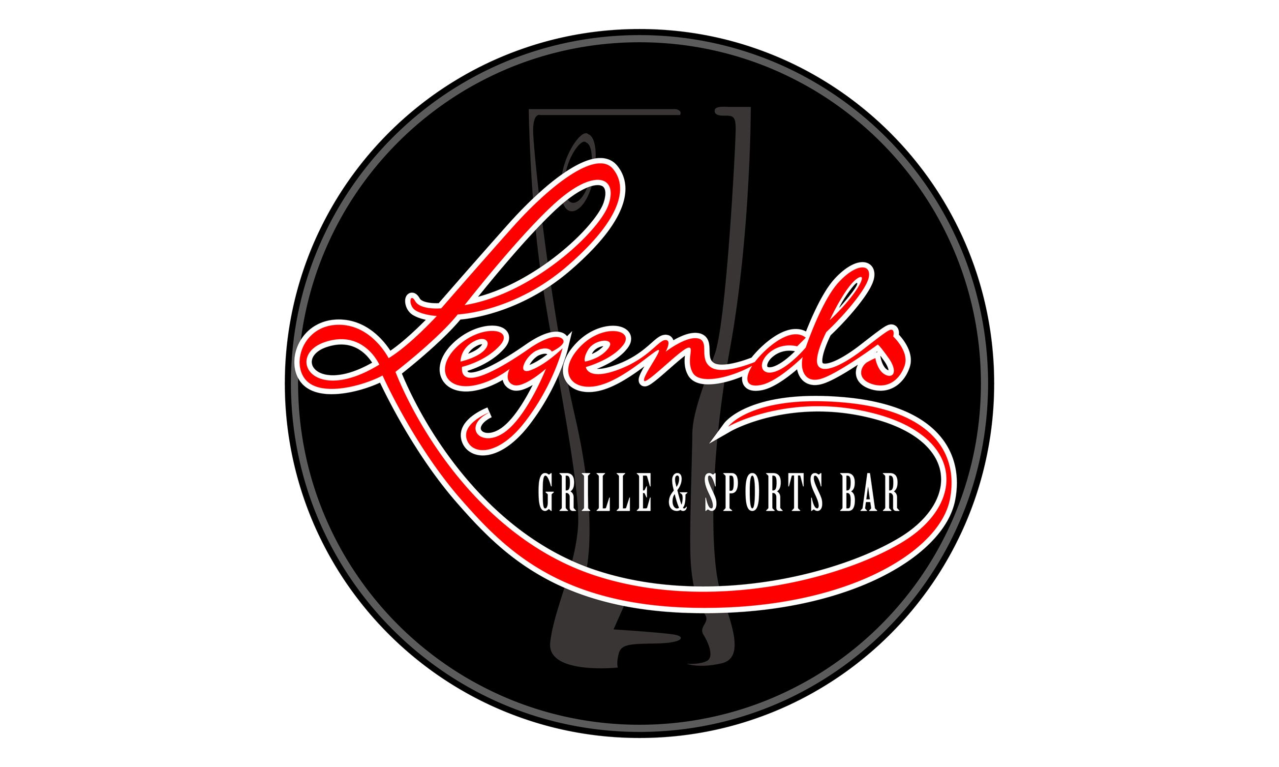 Legends Grille & Sports Bar logo
