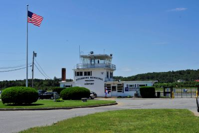 Fitchburg Airport Terminal Building